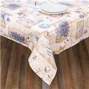 L'Ensoleillade - Shell Blue Coated T/Cloth 250x145cm