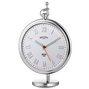 Dalvey - Sedan White Clock with Stand