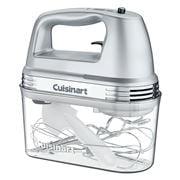 Cuisinart - 9-Speed Hand Mixer w/Storage HM-90BCSA Silver