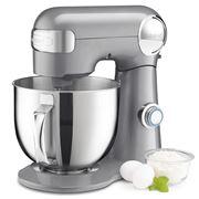 Cuisinart - Precision Master Stand Mixer Silver