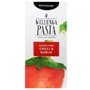 Willunga - Fettuccini Gluten Free Chilli & Garlic  200g