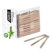 Avanti - Bamboo Fork 9cm 100pce Pack