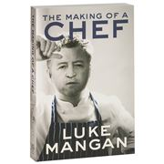 Book - The Making Of A Chef