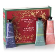 Crabtree & Evelyn - Floral Winter Hand Trio 3x25ml