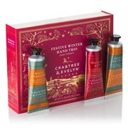 Crabtree & Evelyn - Festive Xmas Hand Trio 3x25ml