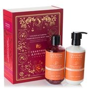 Crabtree & Evelyn - Cocoon & Pamper Pomegranate Body Duo