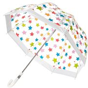Clifton - Kids Birdcage Umbrella Multi Stars