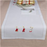 Christmas Napery - Three Wise Men Table Runner