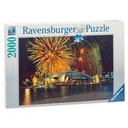 Ravensburger - Fireworks Over Sydney Puzzle 2000pc