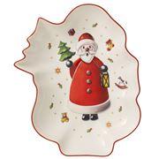 V&B - Christmas Santa Bowl