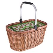 Avanti - Insulated Pineapple Carry Picnic Basket