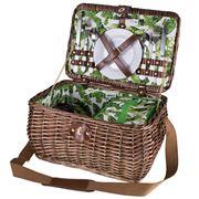Avanti - Two Person Tropical Picnic Basket