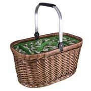 Avanti - Insulated Tropical Carry Picnic Basket