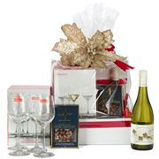 Peter's Hamper - Splash Of White Hamper