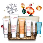 Clarins - Gorgeous Getaway Collection 6pce