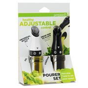 Prepara - Oil and Vinegar Pourer Set 2pce