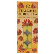 Candlelight Co - Citronella Tealight Pack 10pk
