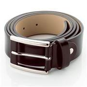Fedon - U11-35 Dark Brown Calf Leather Belt
