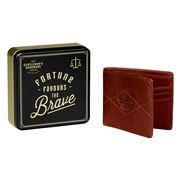 Gentlemen's Hardware - Bi Fold Leather Wallet