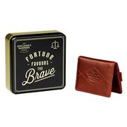 Gentlemen's Hardware - Leather Double Card Holder