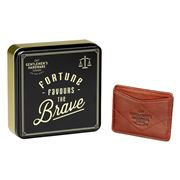 Gentlemen's Hardware - Leather Card Holder