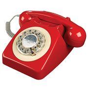 Wild & Wolf - 746 Phone Red