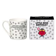 Roger Hargreaves - Little Miss Birthday Mug
