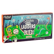 Ridley's - Utopia Snakes & Ladders + Ludo