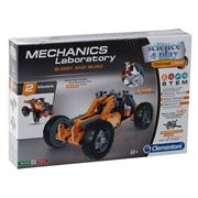 Clementoni - Mechanical Laboratory Buggy & Quad
