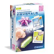 Clementoni - Phosphorescent Crystals