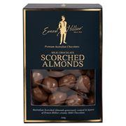 Ernest Hillier - Milk Chocolate Scorched Almonds 240g