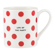 Kate Spade - Life Of Party Mug