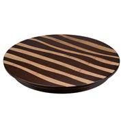 Martin's Home Wares - Wavy Stripe Lazy Susan 52cm