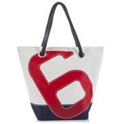 727 Sailbags - Sam Dacron Red No.6 GV Shopper Bag