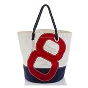 727 Sailbags - Big Dacron No.8 GV Tote Bag
