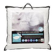 Logan & Mason - 100% Feather European Pillow