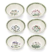 Portmeirion - Botanic Garden Mini Bowl Set 6pce 13cm