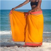 Simone et Georges - Sarong Kikoy Beach Towel Ibiza