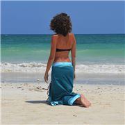 Simone et Georges - Sarong Kikoy Beach Towel Goa