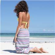 Simone et Georges - Kikoy Extra Large Beach Towel Kenya