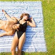 Las Bayadas - La Tina Beach Blanket with Tassels