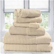 Jenny Mclean - Royal Excellency Towel Set 7pce Plaster