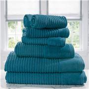 Jenny Mclean - Royal Excellency Towel Set 7pce Teal