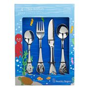 Stanley Rogers - Sea Animals Children's Cutlery Set 4pce