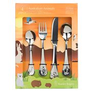 Stanley Rogers - Aus Animals Children's Cutlery Set 4pce