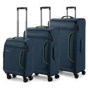 Paklite - Cruiselite Steel Expandable Spinner Case Set 3pce
