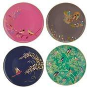 Portmeirion - Sara Miller Chelsea Cake Plates Set Of 4