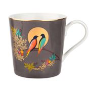 Portmeirion - Sara Miller Chelsea Mug Dark Grey 340ml