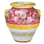 Grandi Maioliche Ficola - Terracotta Pot H50 Sabrina