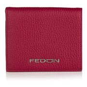 Fedon - Amelia Bottalato Wallet Bordeaux